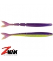 ZMAN DARTEZ 5'' PURPLE DEATH 5PK