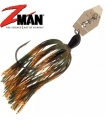 ZMAN CHATTERBAIT ORIGINAL 1/2OZ GREEN PUMPKIN BLUE