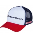 MAJOR CRAFT GORRA AMERICAN CAP TRICOLOR