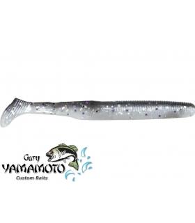 GARY YAMAMOTO SWIMSENKO 4'' SMOKE PEARL BLUE LAM