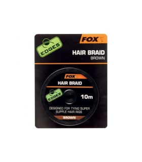 FOX HAIR BRAID BROWN