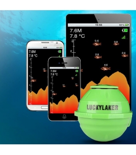 GRAUVELL WIFI FISH FINDER FF 916