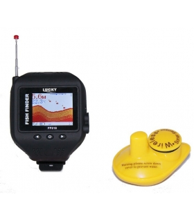 GRAUVELL WIFI WATCH FISH FINDER FF 518