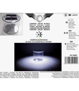 COVI CASH LAMPARA SOLAR 90 LUMNES