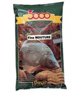 SENSAS 3000 FINE MOUTURE 1KG
