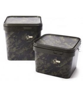 NASH Rectangular Bucket 17L