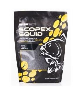NASH SCOPEX SQUID 6mm FEED PELLETS - 900g