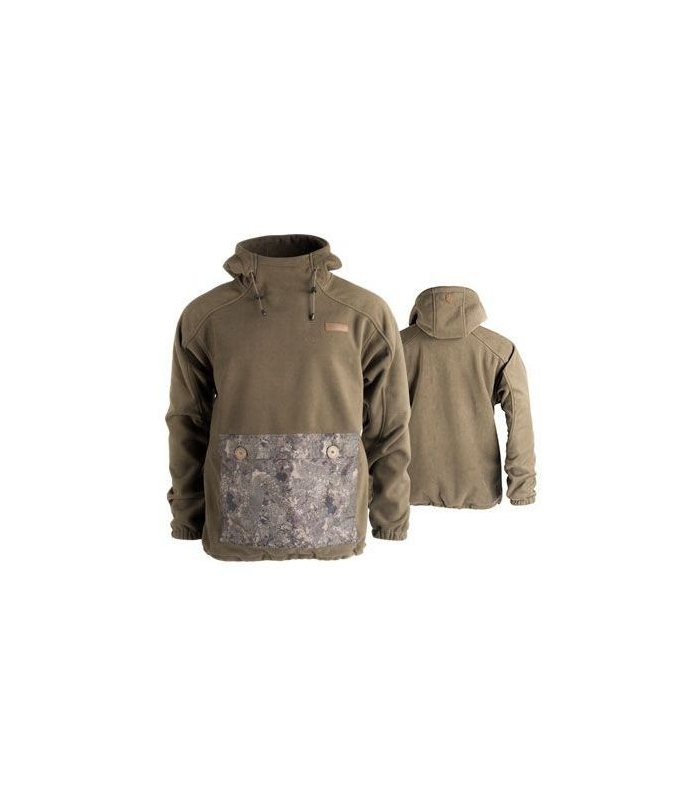 "NASH ZT HUSKY FLEECE HOODY ""L"""