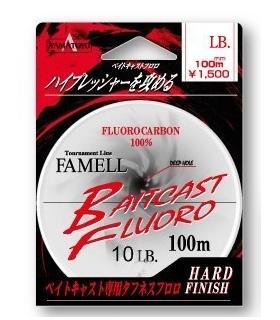 YAMATOYO BAITCAST FLUORO 8LB 0.247mm 100m