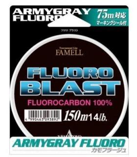 YAMAtOYO FLUORO BLAST 14LB 150m