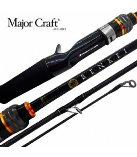 MAJOR CRAFT BENKEI 6'9''MH 1/4-1 Oz
