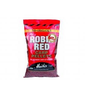 DYNAMITE BAITS Robin Red Carp Pellets 6mm