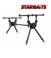 STARBAITS BAROODA POD PLUS 3 RODS