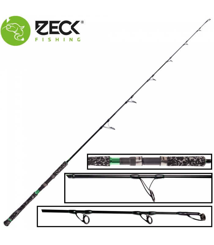 ZECK BELLY STICK 1,65M 200G SPINNING 1 TRAMO