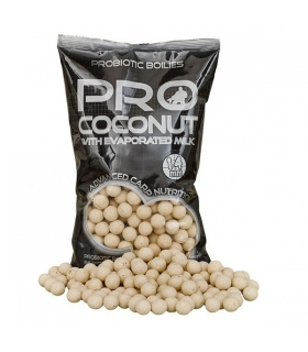 STARBAITS PROBIOTIC COCONUT BOILIES 14MM 1KG