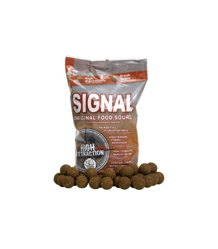 STARBAITS SPICY SALMON 20MM