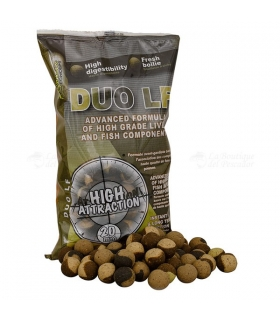 STARBAITS DUO LF 20MM 1KG