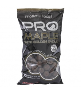 STARBAITS PROBIOTIC MAPPLE BOILIES 20 MM 1KG