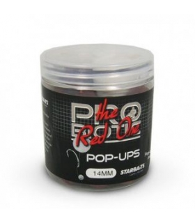 STARBAITS PROBIOTIC RED POP UP 14MM 60G