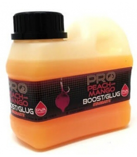 STARBAITS PROBIOTIC BOOST PEACH & MANGO 500 ML