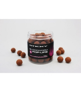 STICKY BLOODWORM POP-UPS 16 MM