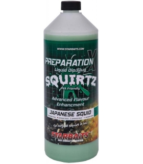 STARBAITS PREP X SQUIRTZ JAPANESE SQUID 1 L