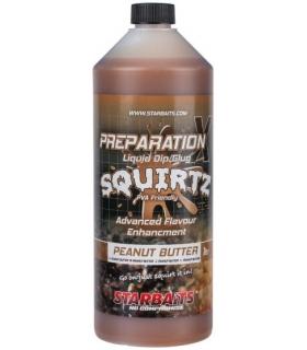 STARBAITS PREP X SQUIRTZ PEANUT BUTTER 1 L