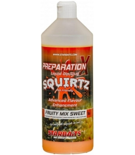 STARBAITS PREP X SQUIRTZ FRUITY MIX SWEET 1L