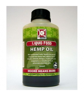 CCMOORE HEMP OIL LIQUID OIL 500 ML