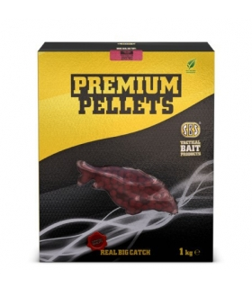 SBS PREMIUM PELLETS C1 6MM 1KG