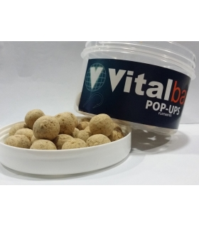 VITAL BAITS BANANA GLM POP UPS 14MM