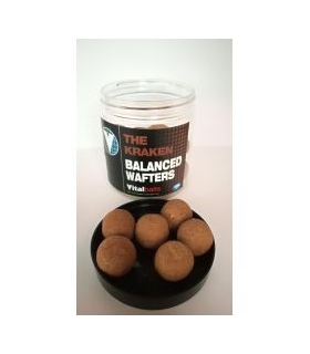 VITAL BAITS NUTTY CRUNCH BALANCED WAFTERS 14MM