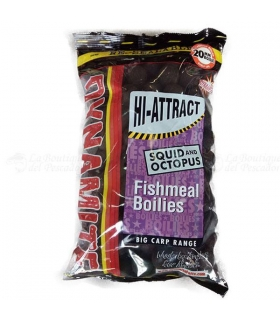 DYNAMITE HI-ATRACT SQUID AND OCTOPUS 20MM 1KG