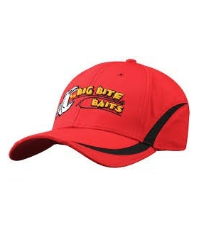 BIG BITE BAITS GORRA NEGRA TRANSPIRABLE