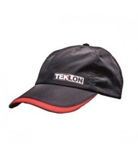 TEKLON GORRA NEGRA DEWSPO 100% POLYESTER LIGHT
