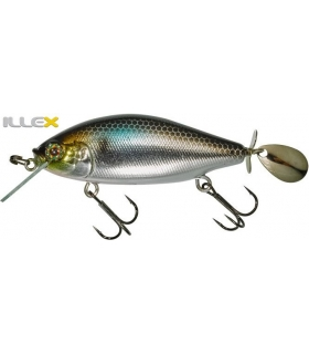 ILLEX TURBINE 70 CHROME SHAD