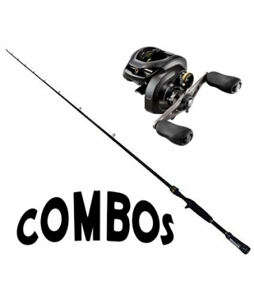 Combos Casting & Spinning